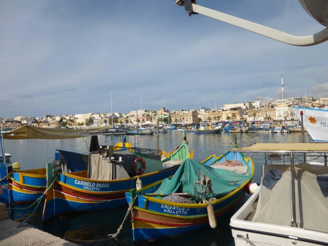 Foto-album-verslag van Aardehealing op Malta