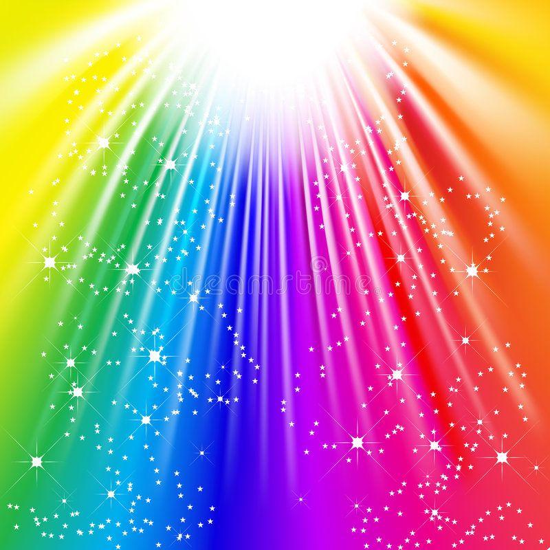 De13 Kristallijnen Regenboog Magie-Stralen van LeMUria
